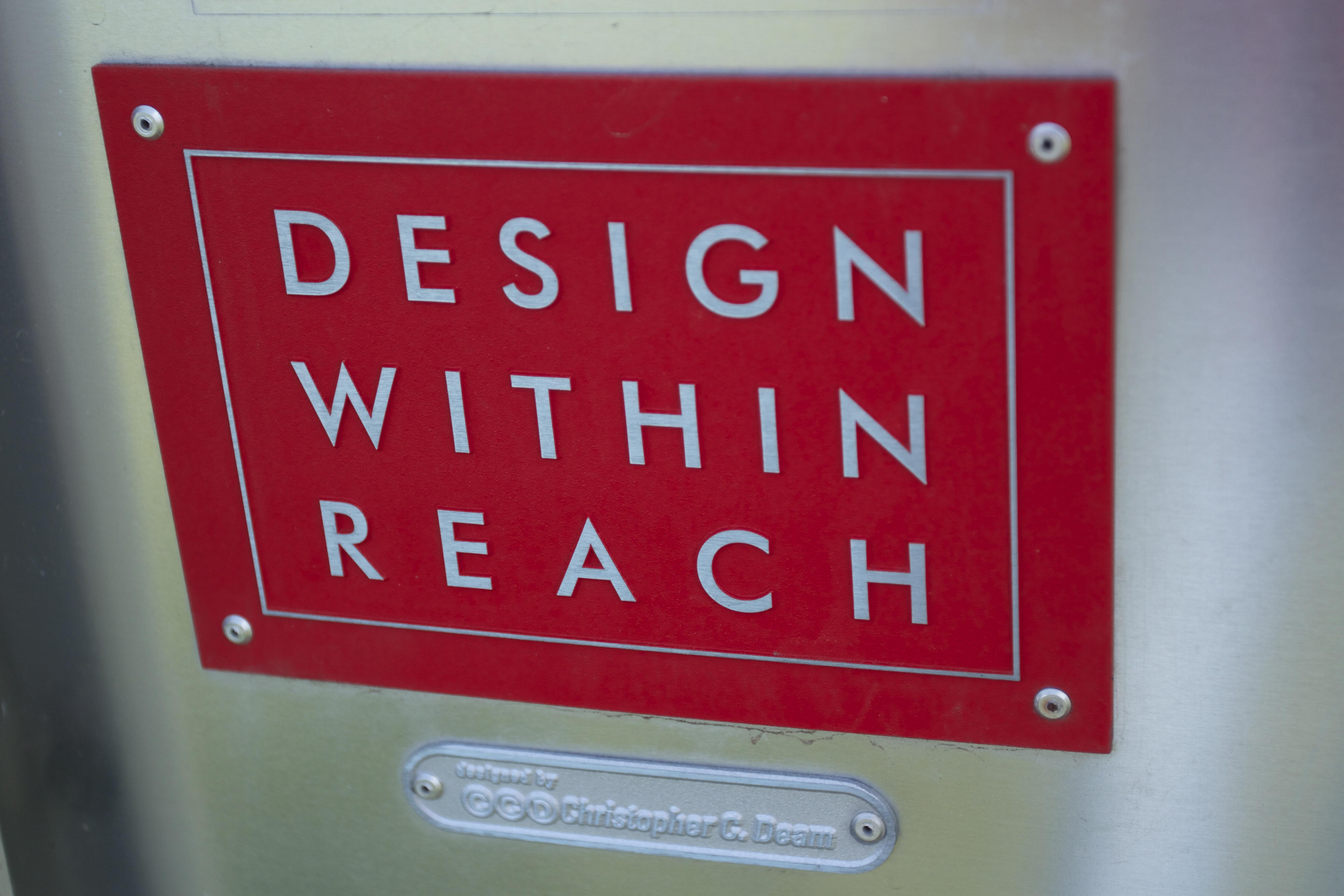 design within reach travelin 39 light. Black Bedroom Furniture Sets. Home Design Ideas